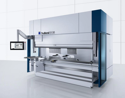 TRUMPF 5130 machine used for press brake forming and bending in Wisconsin